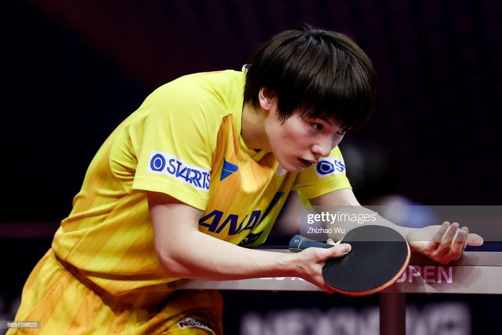 2018 ITTF World Tour China Open - Day 2