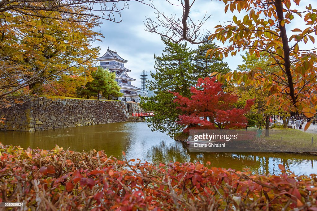 Matsumoto Castle : Stock Photo