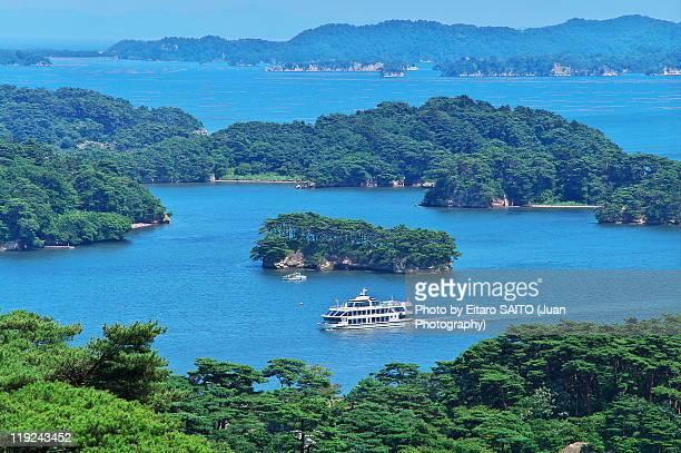 Matsushima town.