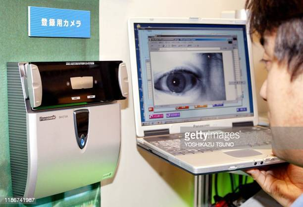 Matsushita Electric unveils the new biometric security system BMET300 based on the iris recognition technology enabling the identification and...