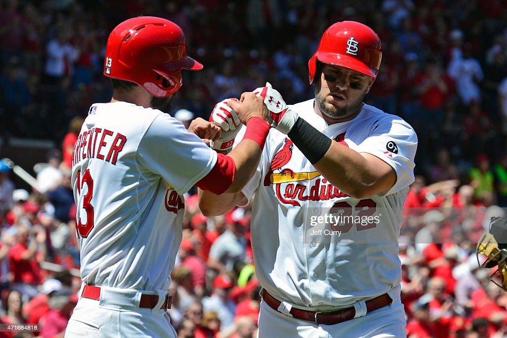 Philadelphia Phillies v St. Louis Cardinals : News Photo