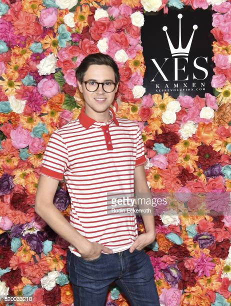 Matt Aversa attends XES Sip Shop Slay at Therapy LA on July 20 2017 in Los Angeles California