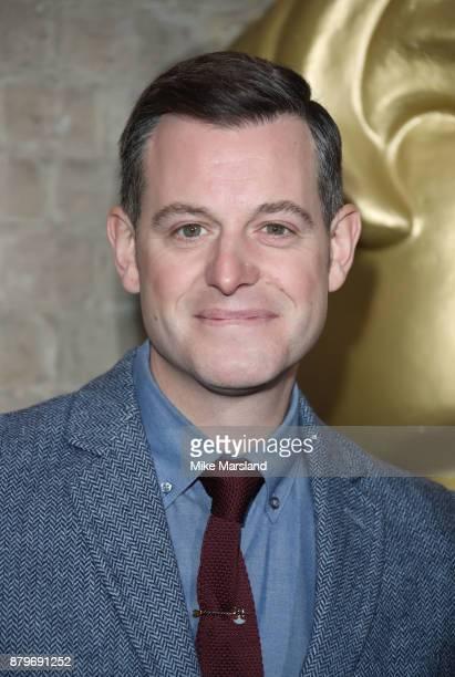 Matt Baker attends the BAFTA Children's awards at The Roundhouse on November 26 2017 in London England