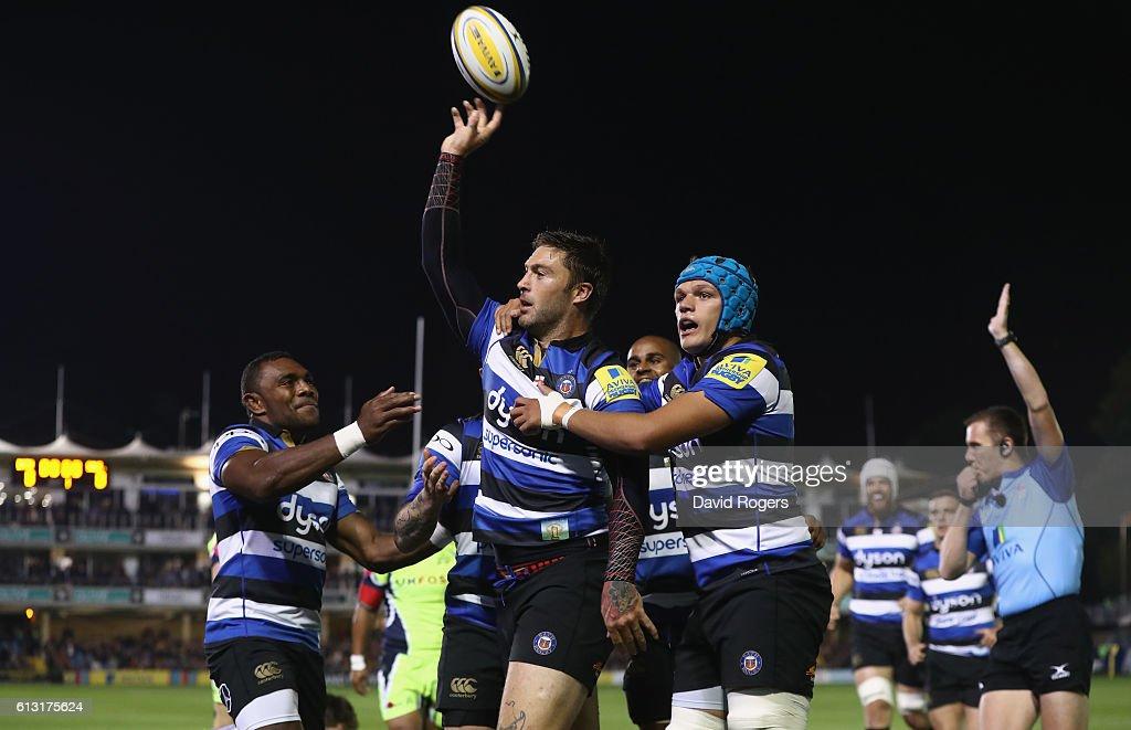 Bath Rugby v Sale Sharks - Aviva Premiership : News Photo