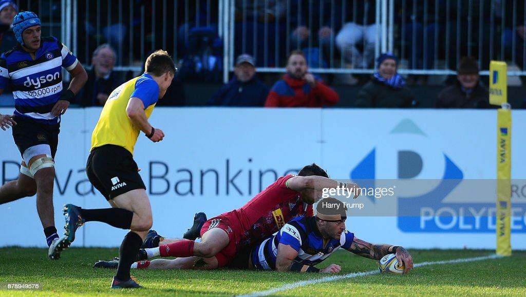 Bath Rugby v Harlequins - Aviva Premiership