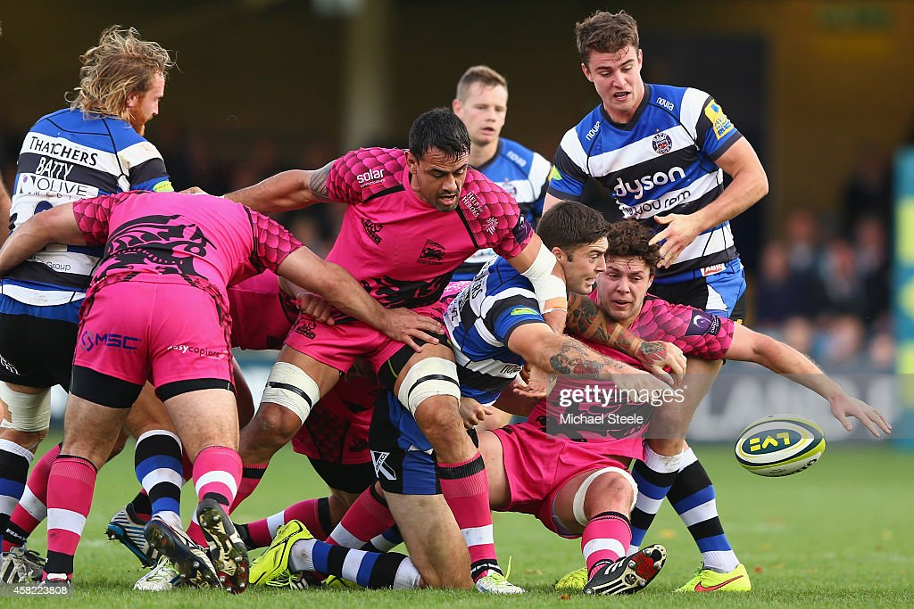 Bath Rugby v London Welsh - LV= Cup