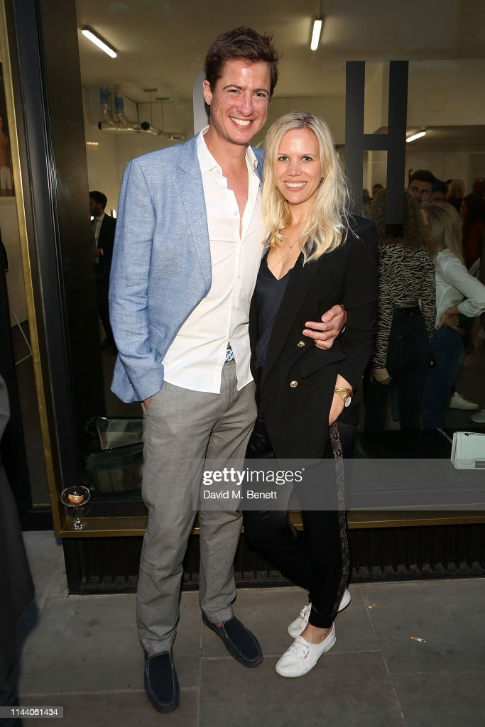 Oliver Cheshire Launches His New Resort Wear Collection 'CHE' : News Photo