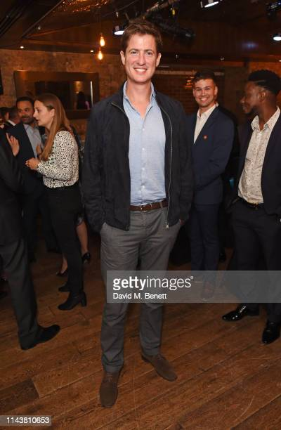 Matt Barber attends The Centrepoint Awards 2019 at The Century Club on May 14 2019 in London England