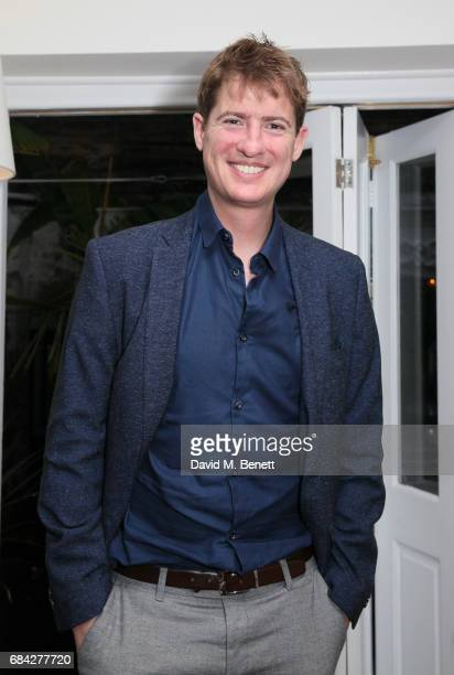 Matt Barber attends the launch of new restaurant Little Bird Battersea on May 17 2017 in London England