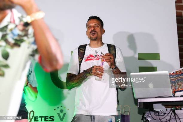 Matt Barnes Charity Weekend Smoke 4 A Cure Pictures And Photos