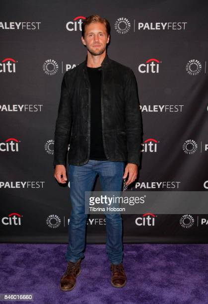 Matt Barr attends The Paley Center for Media's 11th annual PaleyFest Fall TV Previews for The CW at The Paley Center for Media on September 9 2017 in...