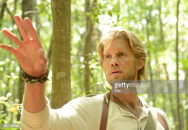 Matt Barr in the 'Go Where I Send Thee' episode of SLEEPY HOLLOW airing Monday Oct 13 2014 on FOX