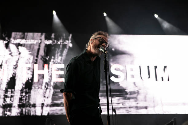 GBR: The National Perform At Motorpoint Arena, Cardiff