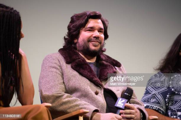 """Matt Berry attends the """"What We Do in the Shadows"""" Premiere 2019 SXSW Conference and Festivals at the Paramount Theater at Stateside Theater on March..."""