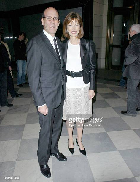 Matt Blank and Susan McGuirk during Huff Season 2 Premiere New York Preview Screening at The Museum of Television Radio in New York City New York...