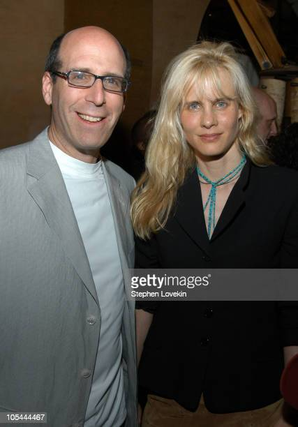 Matt Blank chairman and CEO of Showtime and Lori Singer