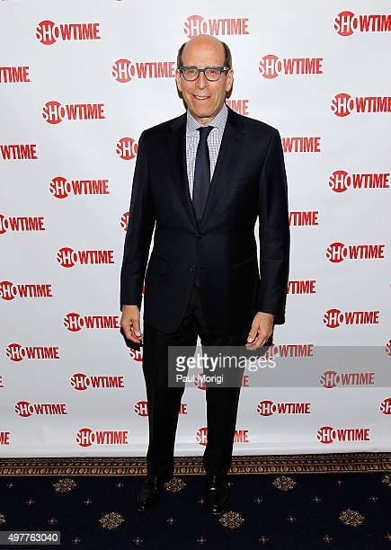 Matt Blank Chairman and Chief Executive Officer Showtime Networks Inc attends the red carpet and private screening of Showtime's documentary The...