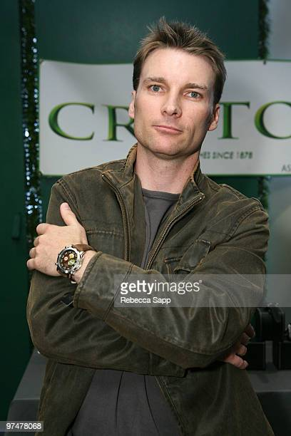 Matt Boesenberg at Backstage Creations Celebrity Retreat at Haven360 at Andaz Hotel on March 5 2010 in West Hollywood California