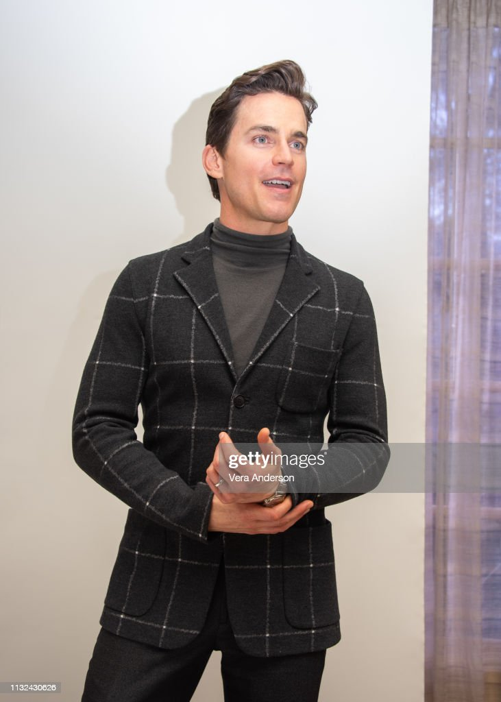 """Doom Patrol"" Press Conference : News Photo"