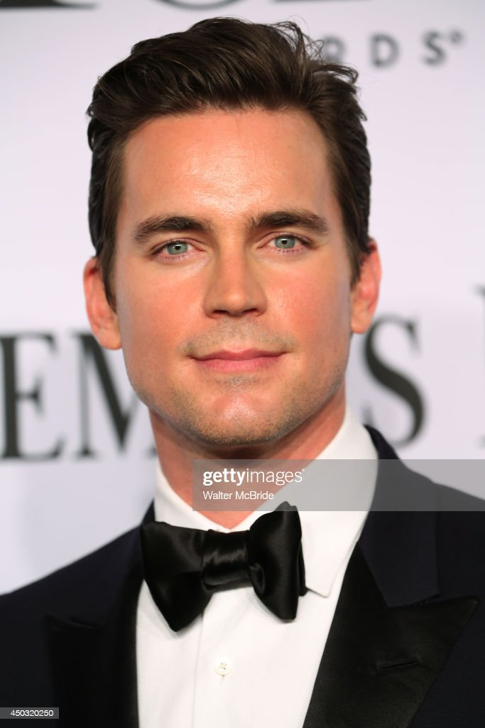 Matt Bomer attends American Theatre Wing's 68th Annual Tony Awards at Radio City Music Hall on June 8, 2014 in New York City.
