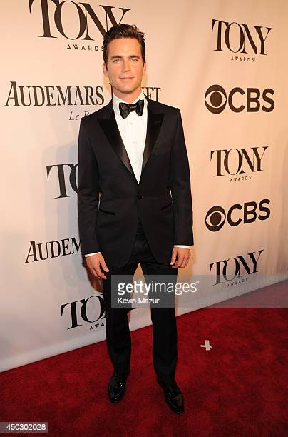 Matt Bomer attends the 68th Annual Tony Awards at Radio City Music Hall on June 8 2014 in New York City