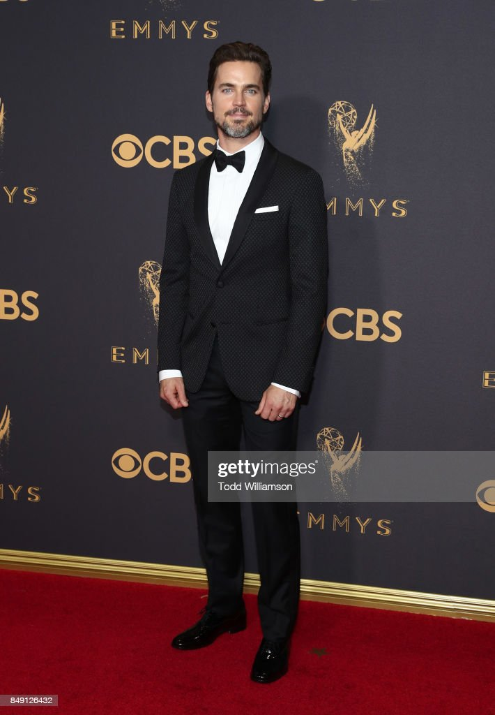 Matt Bomer attends the 69th Annual Primetime Emmy Awards at Microsoft Theater on September 17, 2017 in Los Angeles, California.