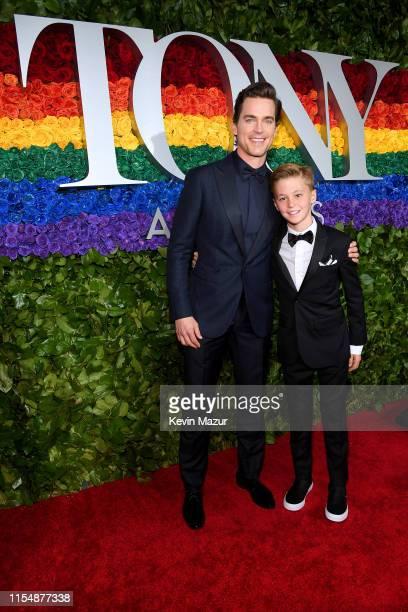 Matt Bomer attends the 73rd Annual Tony Awards at Radio City Music Hall on June 09 2019 in New York City