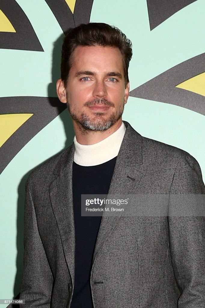 Matt Bomer attends the celebration of the re-opening of the LACOSTE Rodeo Drive Boutique at Sheats Goldstein Residence on November 7, 2017 in Los Angeles, California.