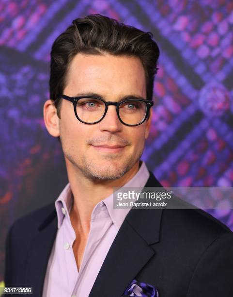 Matt Bomer attends the for your consideration event for FX's 'The Assassination Of Gianni Versace American Crime Story' on March 19 2018 in Los...