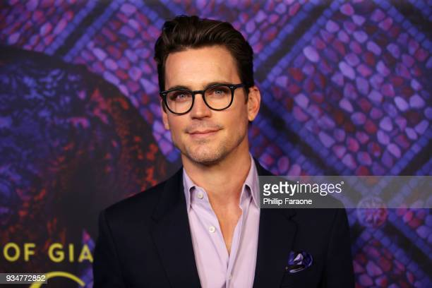 Matt Bomer attends the For Your Consideration Event for FX's The Assassination of Gianni Versace American Crime Story at DGA Theater on March 19 2018...
