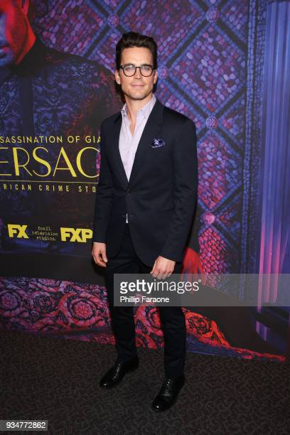 Matt Bomer attends the For Your Consideration Event for FX's 'The Assassination of Gianni Versace American Crime Story' at DGA Theater on March 19...