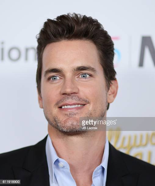 Matt Bomer attends the MPTF 95th anniversary celebration with 'Hollywood's Night Under The Stars' at MPTF Wasserman Campus on October 1 2016 in Los...
