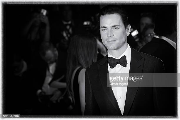 "Matt Bomer attends ""The Nice Guys"" Premiere during the 69th annual Cannes Film Festival on May, 15th 2016 in Cannes ."