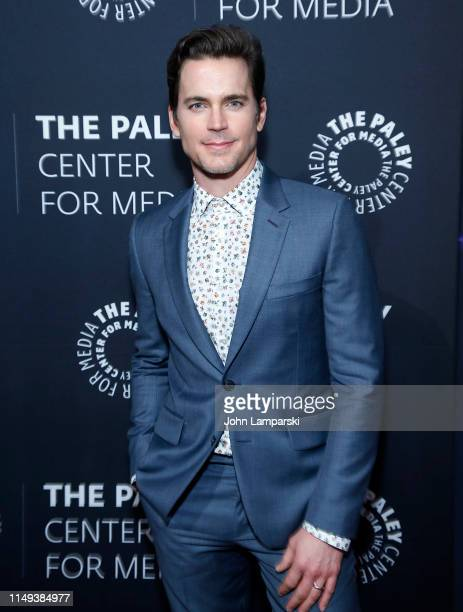 Matt Bomer attends The Paley Honors A Gala Tribute To LGBTQ at The Ziegfeld Ballroom on May 15 2019 in New York City