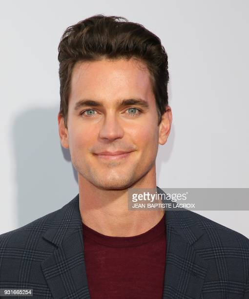 Matt Bomer attends the Special Screening and Performance of 'Love Simon' in Century City California on March 13 2018 / AFP PHOTO / JEANBAPTISTE...