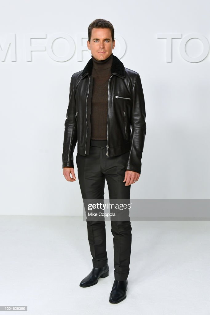 Tom Ford AW20 Show - Arrivals : News Photo