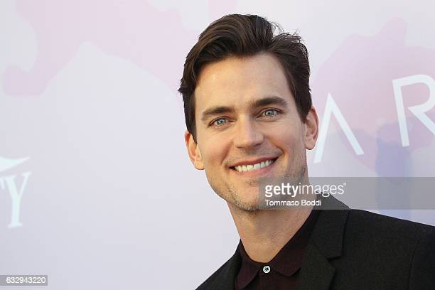 Matt Bomer attends the Variety's Celebratory Brunch Event For Awards Nominees Benefitting Motion Picture Television Fund held at Cecconi's on January...