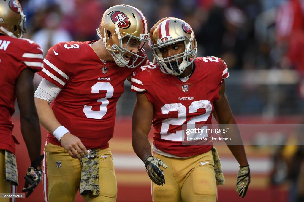 New York Giants v San Francisco 49ers : News Photo