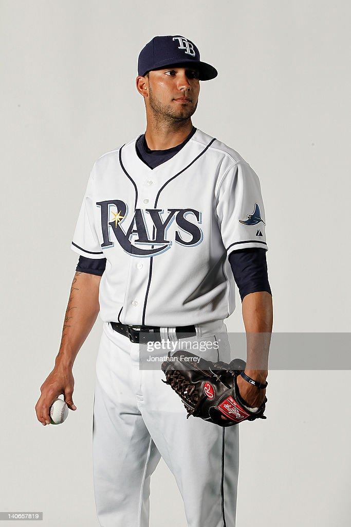 Tampa Bay Rays Photo Day : News Photo