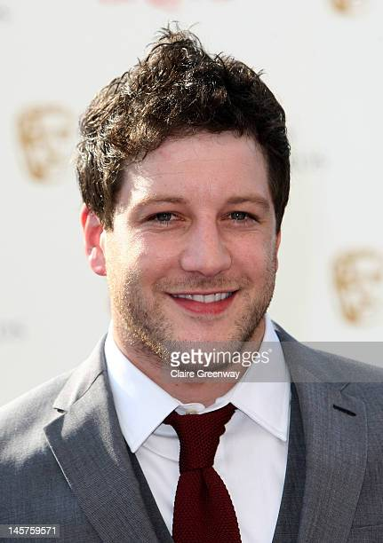 Matt Cardle attends The Arqiva British Academy Television Awards 2012 at The Royal Festival Hall on May 27 2012 in London England