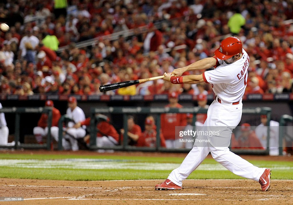 Division Series - Los Angeles Dodgers v St Louis Cardinals - Game Three