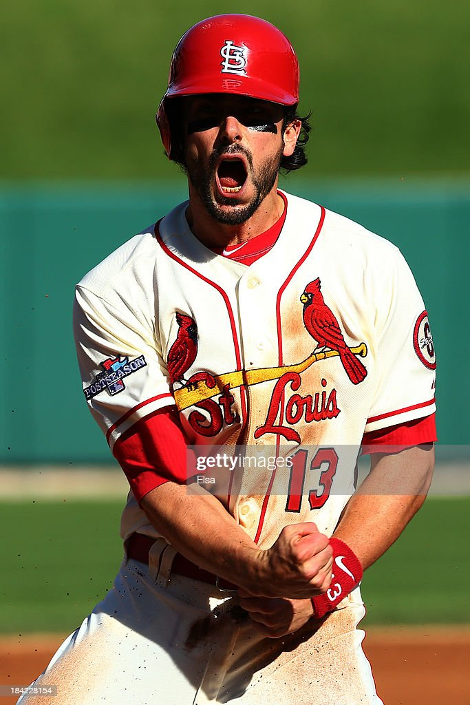 NLCS - Los Angeles Dodgers v St Louis Cardinals - Game Two