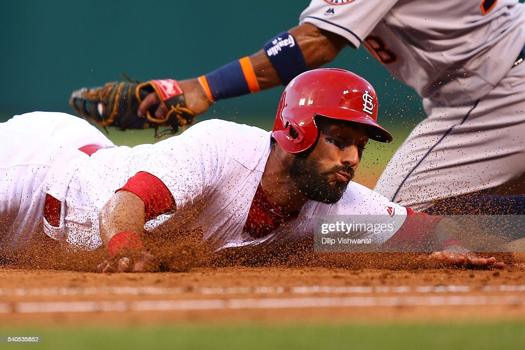 Houston Astros v St Louis Cardinals