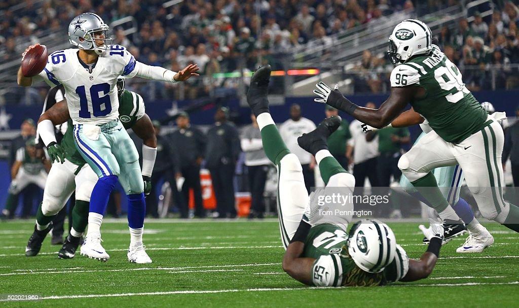 New York Jets v Dallas Cowboys : News Photo