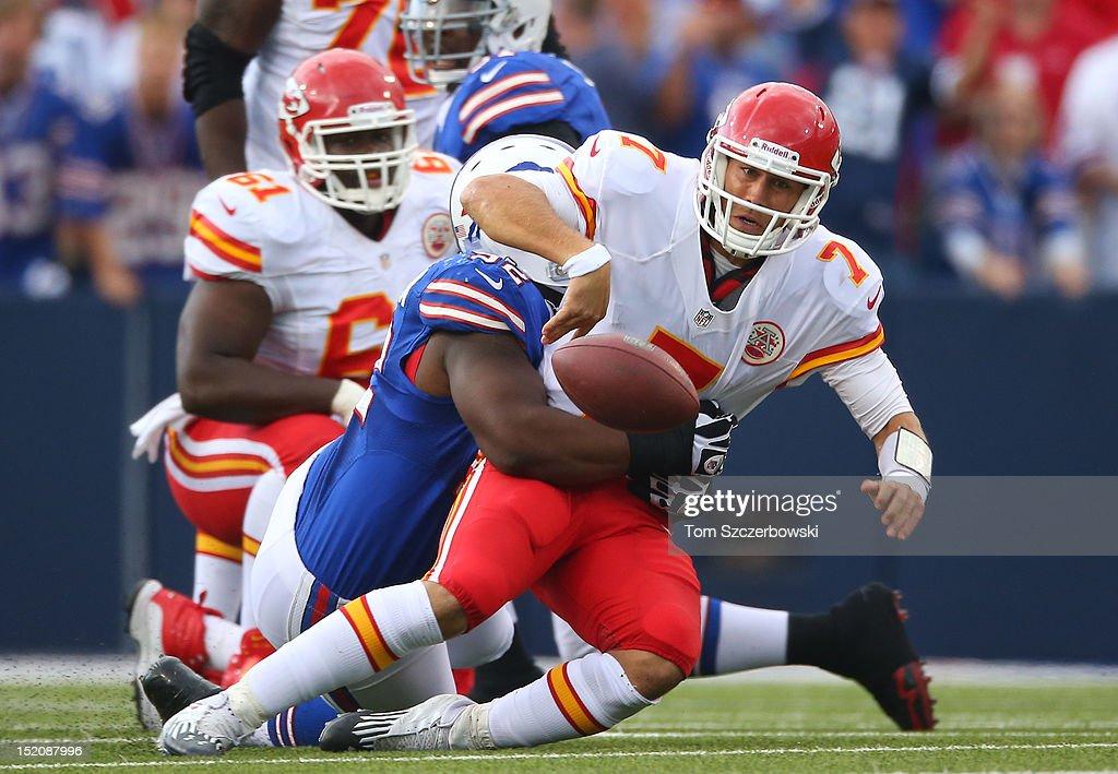Kansas City Chiefs v Buffalo Bills