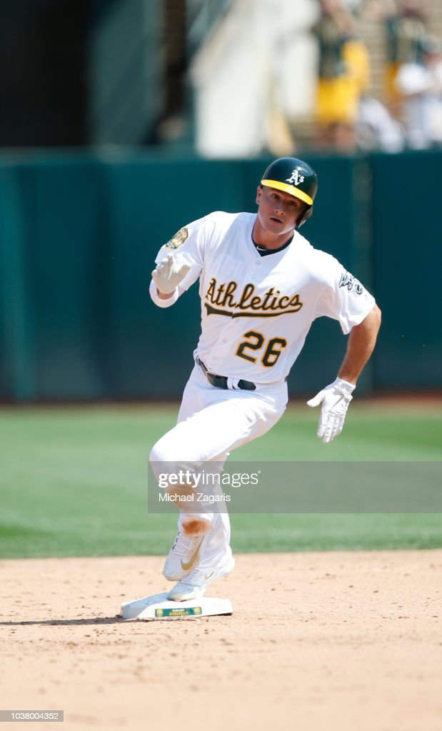Seattle Mariners v Oakland Athletics : News Photo