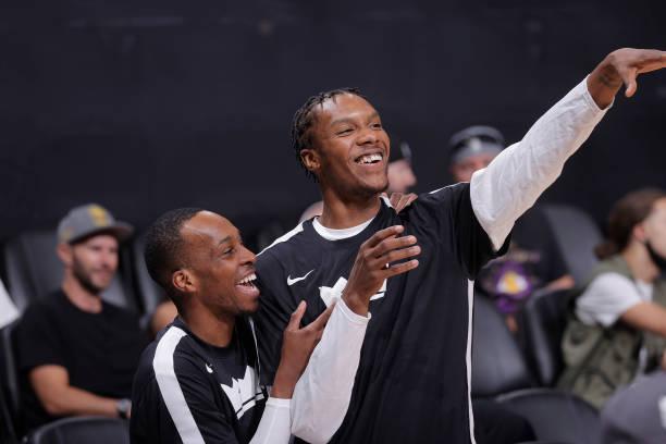 CA: 2021 California Classic Summer League: Los Angeles Lakers v Sacramento Kings