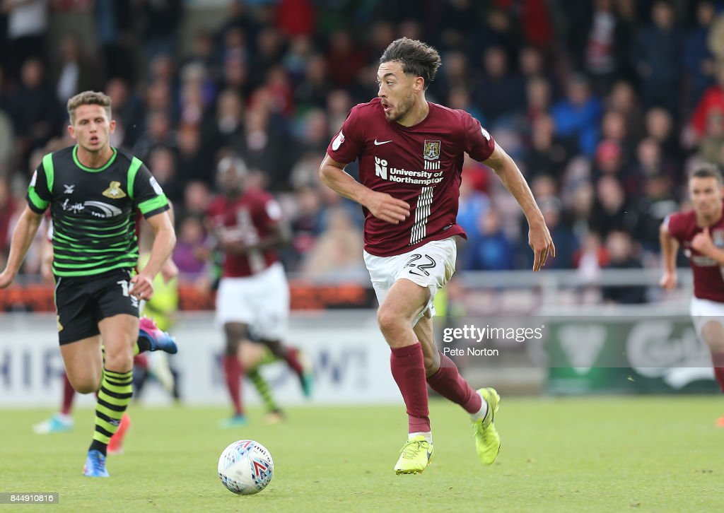 Northampton Town v Doncaster Rovers - Sky Bet League One : News Photo