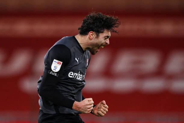 GBR: Middlesbrough v Rotherham United - Sky Bet Championship