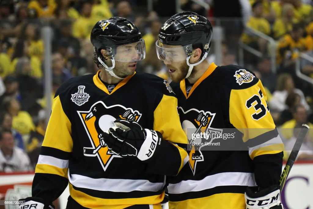2017 NHL Stanley Cup Final - Game One : News Photo